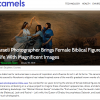 Israeli Photographer Brings Female Biblical Figures To Life With Magnificent Images